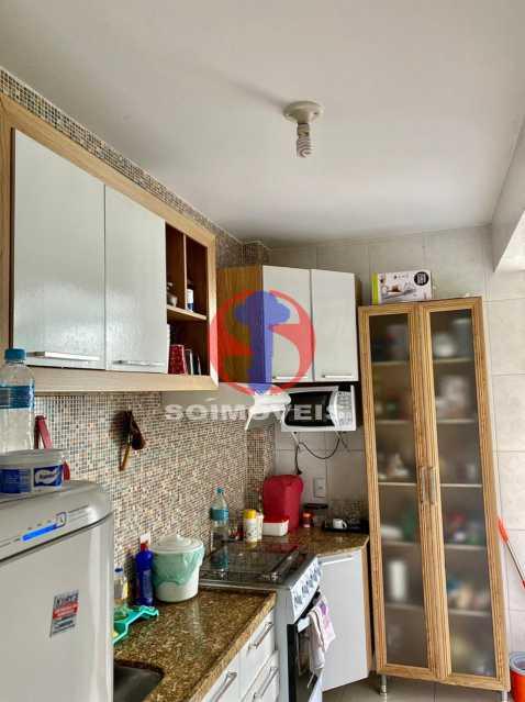 COZINHA - Apartamento 2 quartos à venda Maracanã, Rio de Janeiro - R$ 290.000 - TJAP21589 - 14