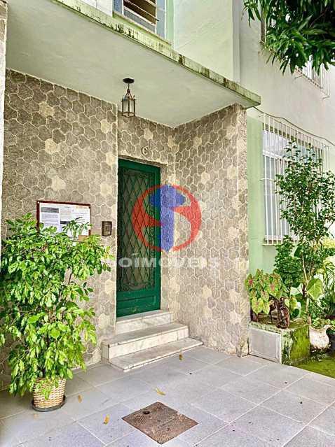 ENTRADA PREDIO - Apartamento 2 quartos à venda Maracanã, Rio de Janeiro - R$ 290.000 - TJAP21589 - 16