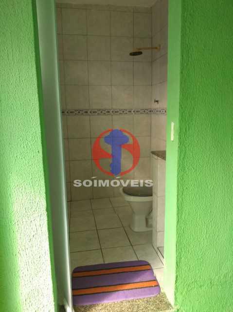 BANHEIRO DE SERVIÇOat 1 - Casa 4 quartos à venda Curicica, Rio de Janeiro - R$ 900.000 - TJCA40060 - 4