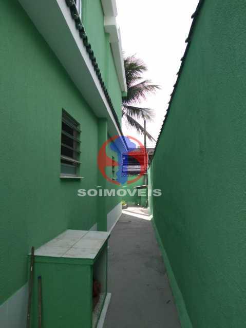 t ÁREA EXTERNA - Casa 4 quartos à venda Curicica, Rio de Janeiro - R$ 900.000 - TJCA40060 - 11