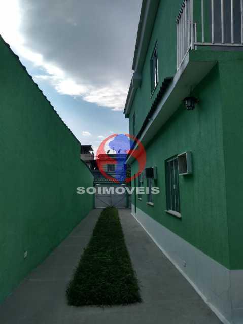 ÁREA EXTERNAat 1 - Casa 4 quartos à venda Curicica, Rio de Janeiro - R$ 900.000 - TJCA40060 - 16