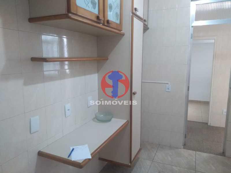 Cozinha - Apartamento 3 quartos à venda Copacabana, Rio de Janeiro - R$ 1.460.000 - TJAP30776 - 22