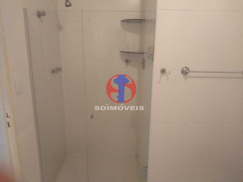 Banheiro social - Apartamento 3 quartos à venda Copacabana, Rio de Janeiro - R$ 1.460.000 - TJAP30776 - 19