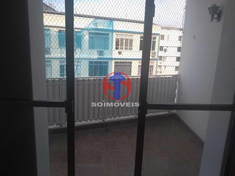 Quarto - Apartamento 3 quartos à venda Copacabana, Rio de Janeiro - R$ 1.460.000 - TJAP30776 - 5