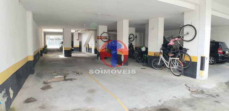 BICICLETÁRIO - Apartamento 2 quartos à venda Pechincha, Rio de Janeiro - R$ 237.000 - TJAP21593 - 1