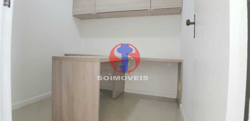 QUARTO - Apartamento 2 quartos à venda Pechincha, Rio de Janeiro - R$ 237.000 - TJAP21593 - 3