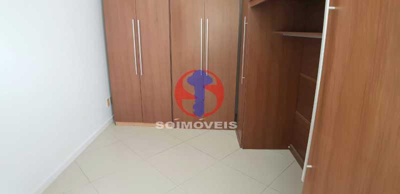QUARTO 1 - Apartamento 2 quartos à venda Pechincha, Rio de Janeiro - R$ 237.000 - TJAP21593 - 4