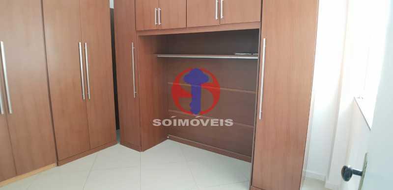 QUARTO - Apartamento 2 quartos à venda Pechincha, Rio de Janeiro - R$ 237.000 - TJAP21593 - 7