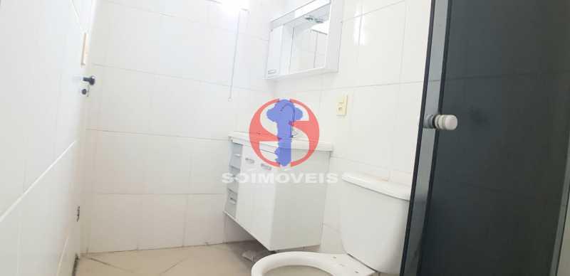 BANHEIRO SOCIALt 1 - Apartamento 2 quartos à venda Pechincha, Rio de Janeiro - R$ 237.000 - TJAP21593 - 9