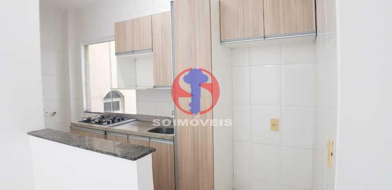 COZINHAt 1 - Apartamento 2 quartos à venda Pechincha, Rio de Janeiro - R$ 237.000 - TJAP21593 - 14