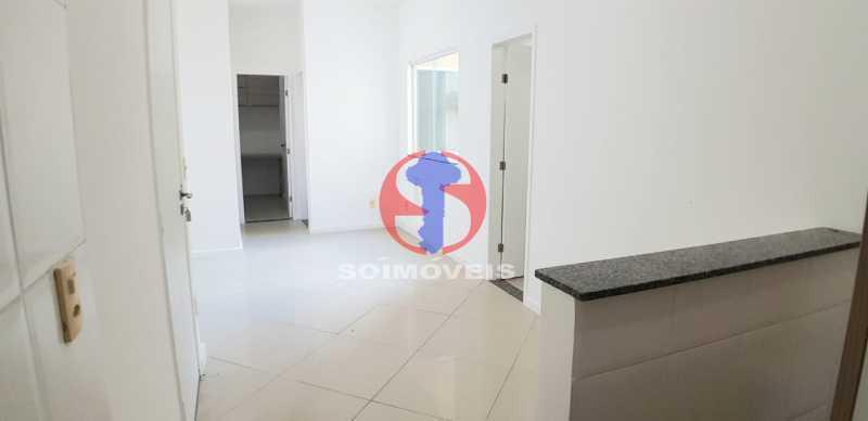 SALA INTEGRADA COM A COZINHA - Apartamento 2 quartos à venda Pechincha, Rio de Janeiro - R$ 237.000 - TJAP21593 - 15