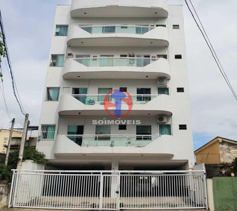 FACHADAt 1 - Apartamento 2 quartos à venda Pechincha, Rio de Janeiro - R$ 237.000 - TJAP21593 - 18