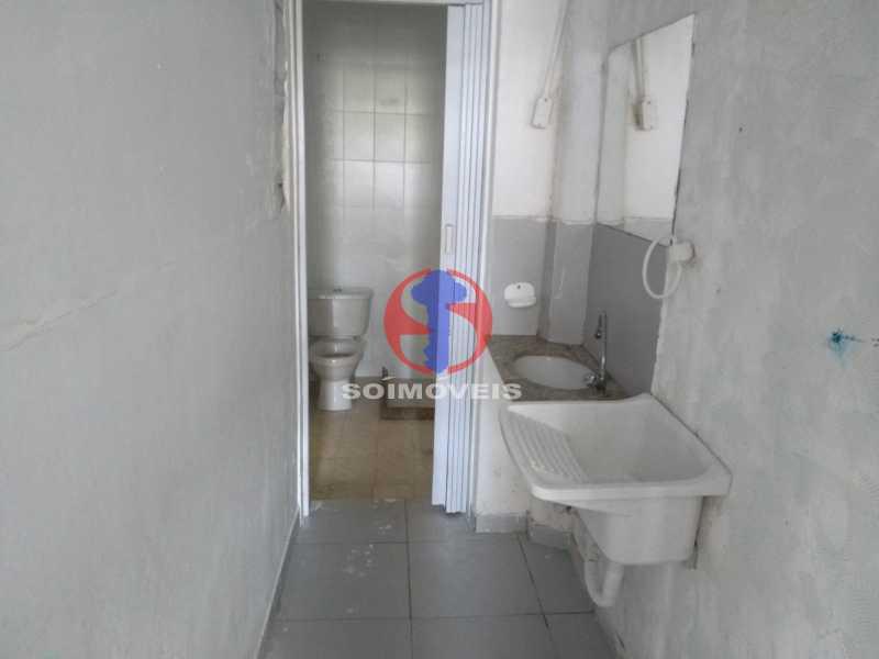 Área de Serviço - Prédio 220m² à venda Vila Isabel, Rio de Janeiro - R$ 580.000 - TJPR50001 - 22