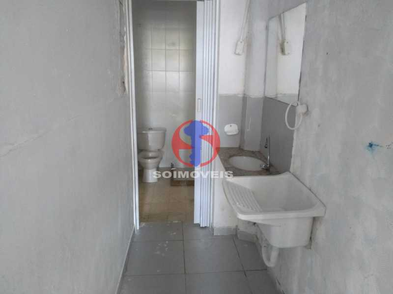 Área de Serviço - Prédio 220m² à venda Vila Isabel, Rio de Janeiro - R$ 580.000 - TJPR50001 - 23