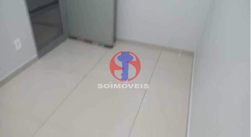 SALA - Apartamento 1 quarto à venda São Cristóvão, Rio de Janeiro - R$ 160.000 - TJAP10357 - 3