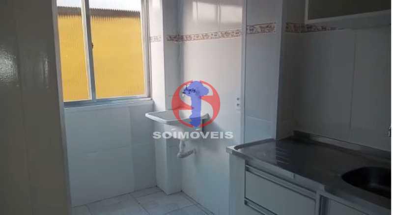 AREA - Apartamento 1 quarto à venda São Cristóvão, Rio de Janeiro - R$ 160.000 - TJAP10357 - 16