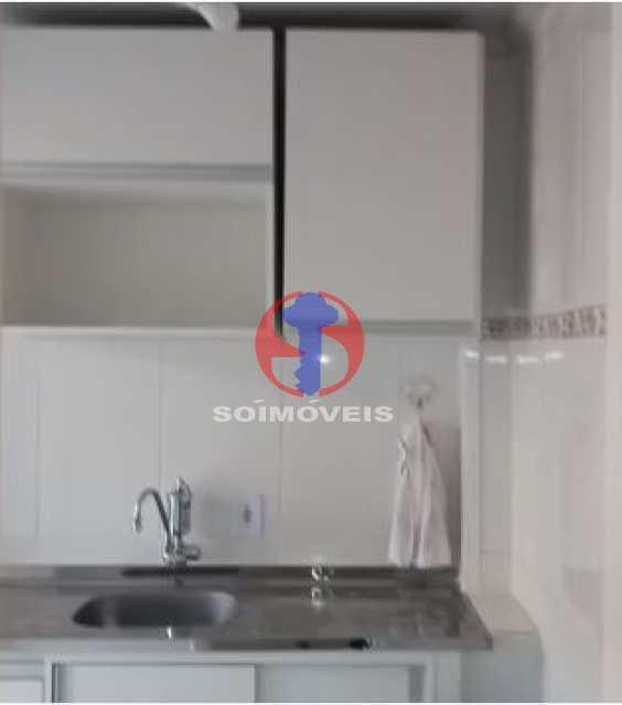COZ - Apartamento 1 quarto à venda São Cristóvão, Rio de Janeiro - R$ 160.000 - TJAP10357 - 14