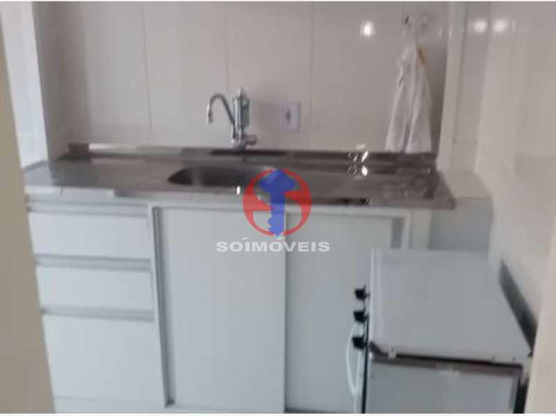 COZ - Apartamento 1 quarto à venda São Cristóvão, Rio de Janeiro - R$ 160.000 - TJAP10357 - 13