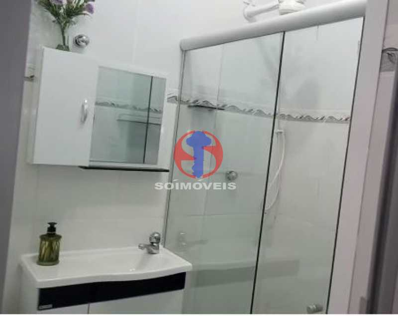 WC - Apartamento 1 quarto à venda São Cristóvão, Rio de Janeiro - R$ 160.000 - TJAP10357 - 7