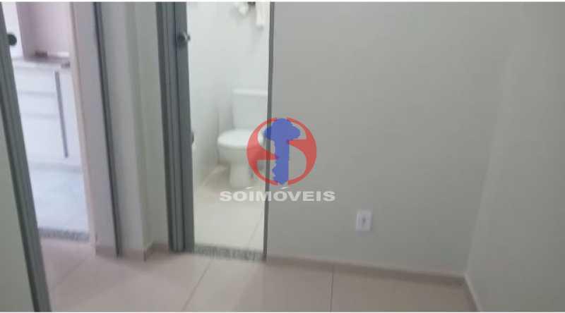 SALA - Apartamento 1 quarto à venda São Cristóvão, Rio de Janeiro - R$ 160.000 - TJAP10357 - 5