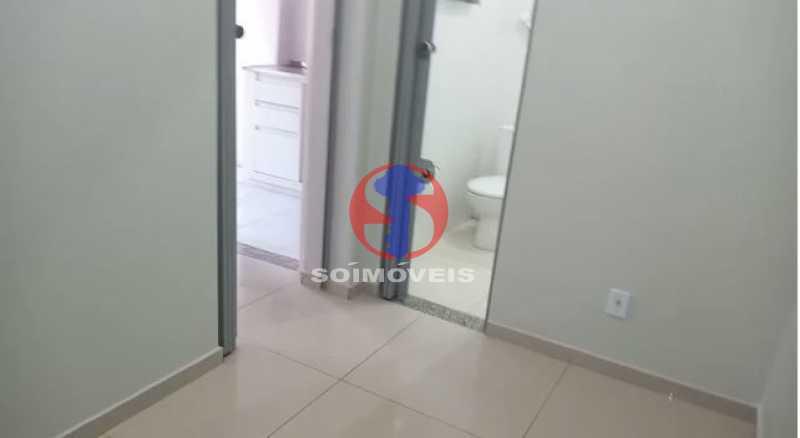 SALA - Apartamento 1 quarto à venda São Cristóvão, Rio de Janeiro - R$ 160.000 - TJAP10357 - 6