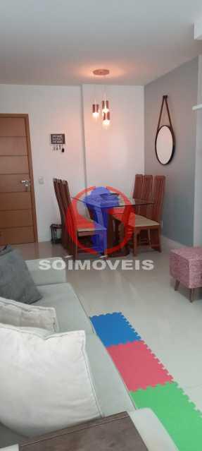 WhatsApp Image 2021-07-27 at 1 - Apartamento 2 quartos à venda Rio Comprido, Rio de Janeiro - R$ 480.000 - TJAP21604 - 8