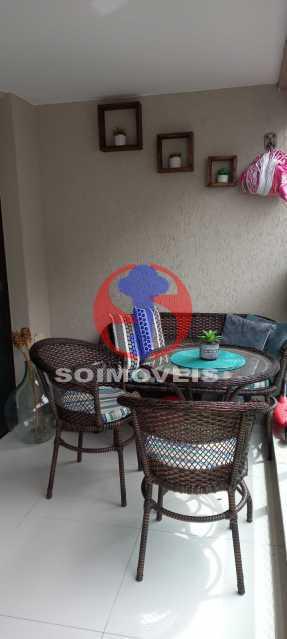 WhatsApp Image 2021-07-27 at 1 - Apartamento 2 quartos à venda Rio Comprido, Rio de Janeiro - R$ 480.000 - TJAP21604 - 1