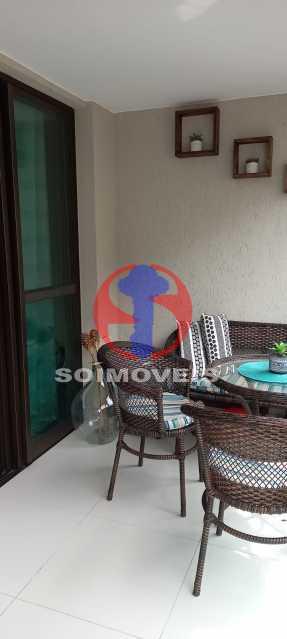 WhatsApp Image 2021-07-27 at 1 - Apartamento 2 quartos à venda Rio Comprido, Rio de Janeiro - R$ 480.000 - TJAP21604 - 3