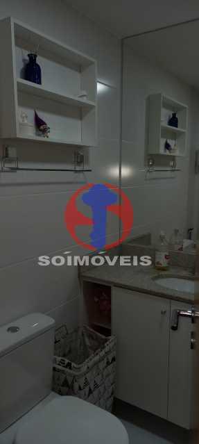 WhatsApp Image 2021-07-27 at 1 - Apartamento 2 quartos à venda Rio Comprido, Rio de Janeiro - R$ 480.000 - TJAP21604 - 18