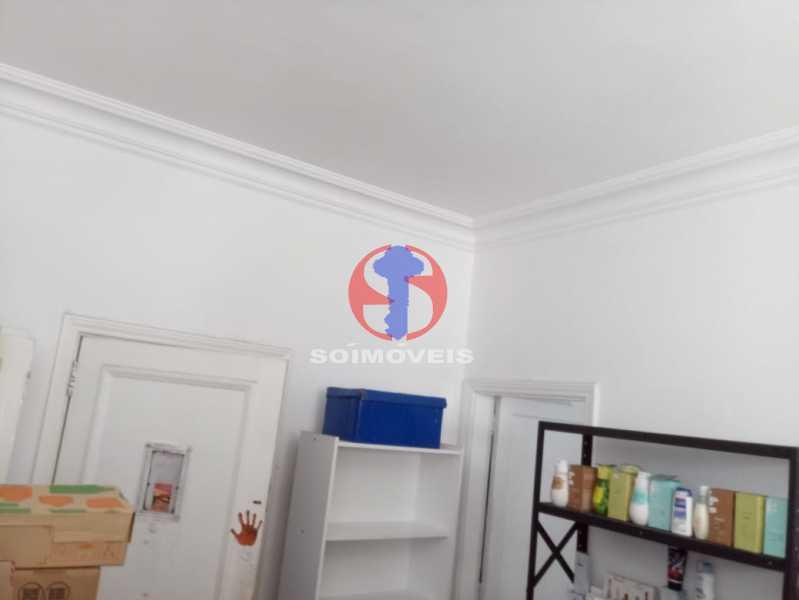 SALA - Apartamento 1 quarto à venda Copacabana, Rio de Janeiro - R$ 380.000 - TJAP10358 - 1