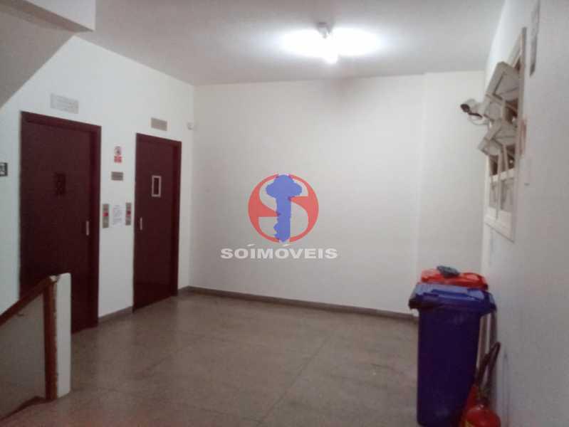 ELEV. - Apartamento 1 quarto à venda Copacabana, Rio de Janeiro - R$ 380.000 - TJAP10358 - 16