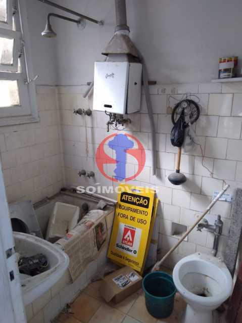 WC - Apartamento 1 quarto à venda Copacabana, Rio de Janeiro - R$ 380.000 - TJAP10358 - 7