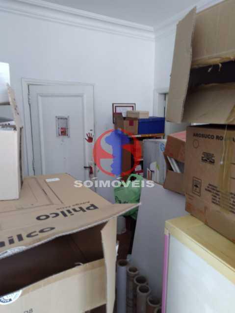 SALA - Apartamento 1 quarto à venda Copacabana, Rio de Janeiro - R$ 380.000 - TJAP10358 - 3