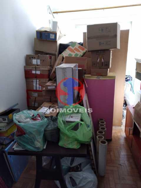 SALA - Apartamento 1 quarto à venda Copacabana, Rio de Janeiro - R$ 380.000 - TJAP10358 - 4