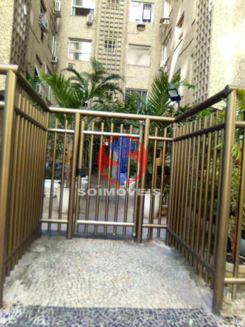 FRENTE PRÉDIO - Apartamento 1 quarto à venda Copacabana, Rio de Janeiro - R$ 380.000 - TJAP10358 - 17