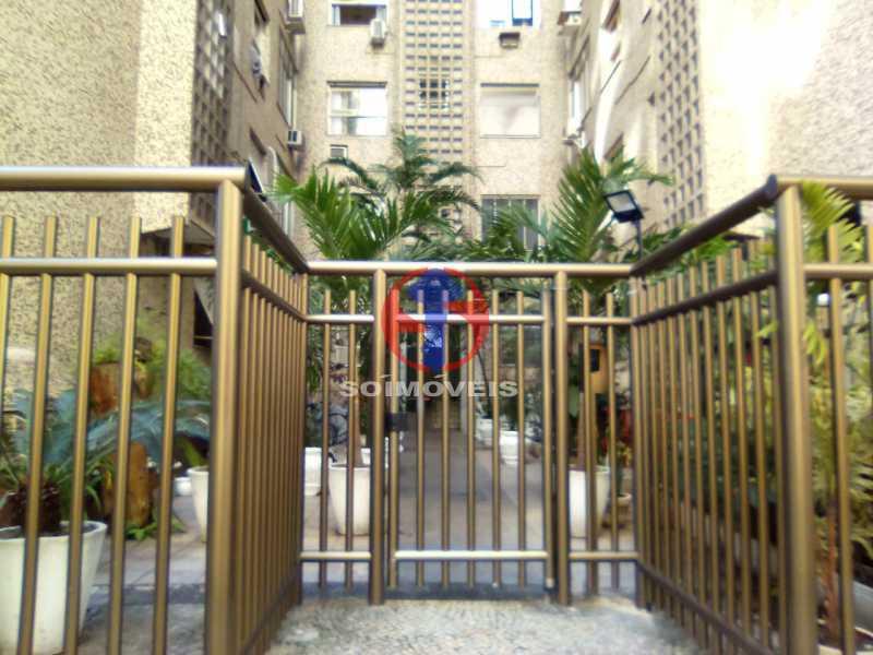 FRENTE PRÉDIO - Apartamento 1 quarto à venda Copacabana, Rio de Janeiro - R$ 380.000 - TJAP10358 - 19