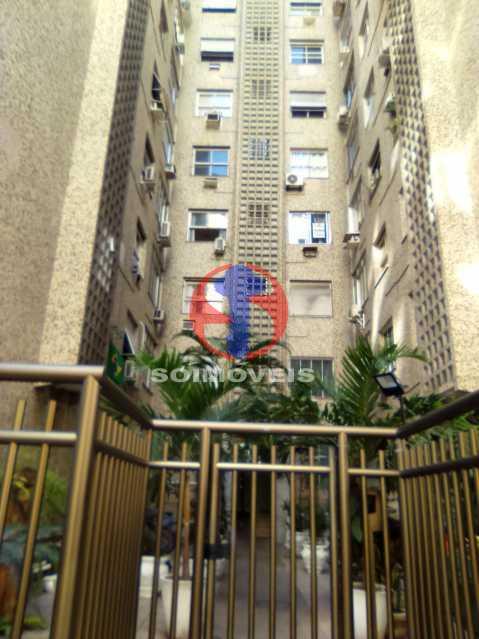 FRENTE PRÉDIO - Apartamento 1 quarto à venda Copacabana, Rio de Janeiro - R$ 380.000 - TJAP10358 - 20