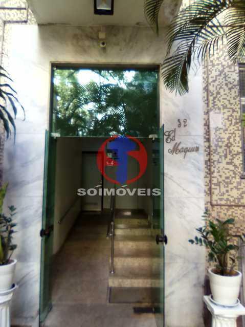 FRENTE PRÉDIO - Apartamento 1 quarto à venda Copacabana, Rio de Janeiro - R$ 380.000 - TJAP10358 - 21