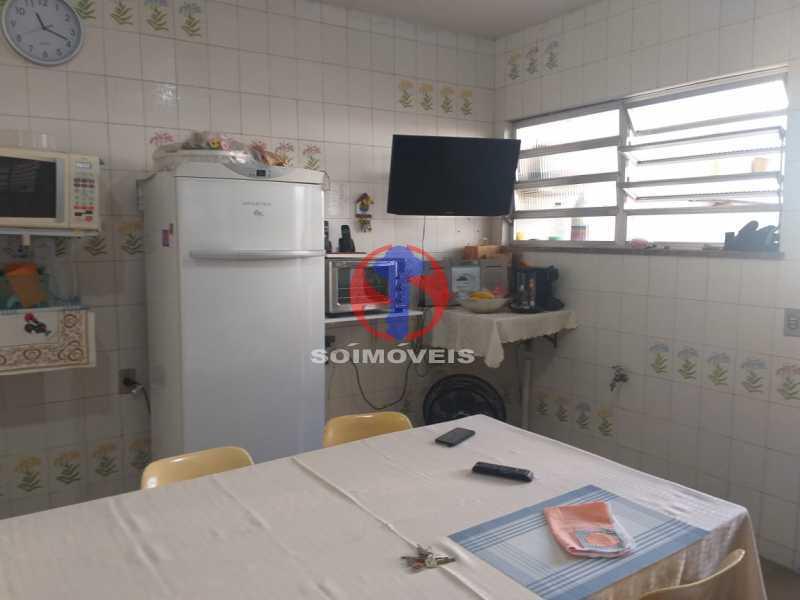Cozinha - Casa 5 quartos à venda Tijuca, Rio de Janeiro - R$ 1.100.000 - TJCA50022 - 30
