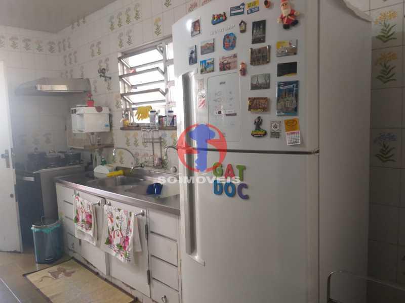 Cozinha - Casa 5 quartos à venda Tijuca, Rio de Janeiro - R$ 1.100.000 - TJCA50022 - 29