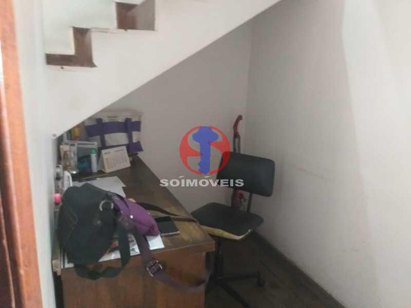 Escritorio - Casa 5 quartos à venda Tijuca, Rio de Janeiro - R$ 1.100.000 - TJCA50022 - 9
