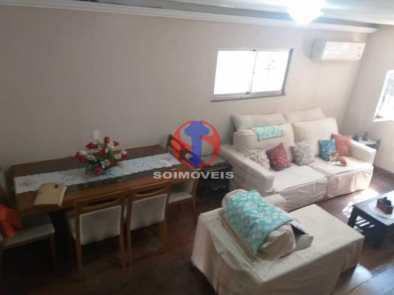 Sala - Casa 5 quartos à venda Tijuca, Rio de Janeiro - R$ 1.100.000 - TJCA50022 - 8
