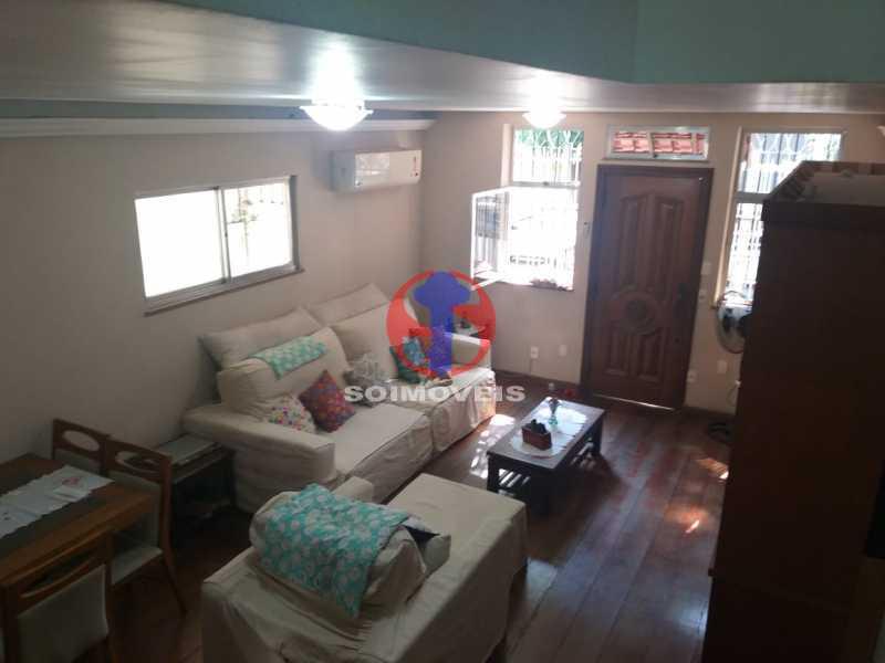 Sala - Casa 5 quartos à venda Tijuca, Rio de Janeiro - R$ 1.100.000 - TJCA50022 - 7