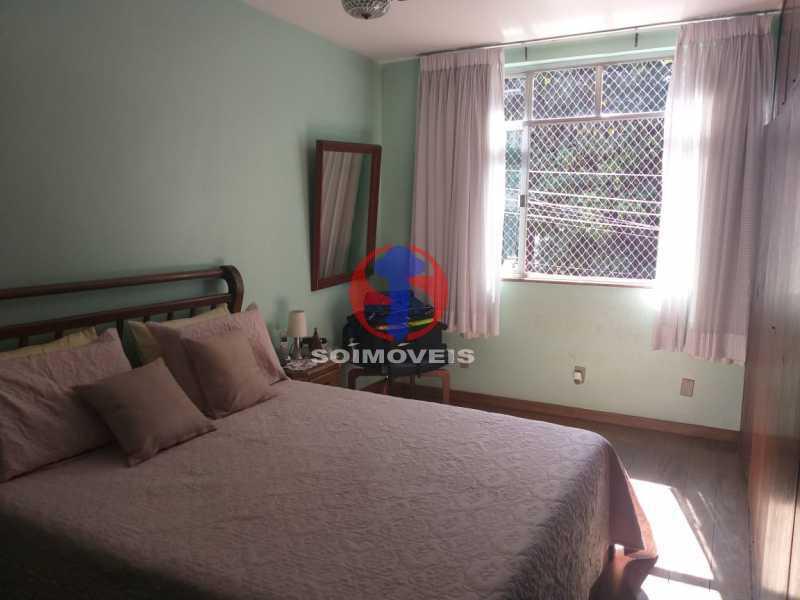Quarto - Casa 5 quartos à venda Tijuca, Rio de Janeiro - R$ 1.100.000 - TJCA50022 - 23
