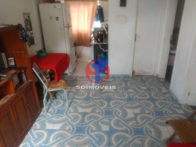 SALA - Apartamento 2 quartos à venda Mangueira, Rio de Janeiro - R$ 150.000 - TJAP21606 - 8