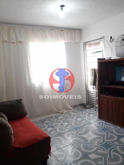 SALA - Apartamento 2 quartos à venda Mangueira, Rio de Janeiro - R$ 150.000 - TJAP21606 - 14