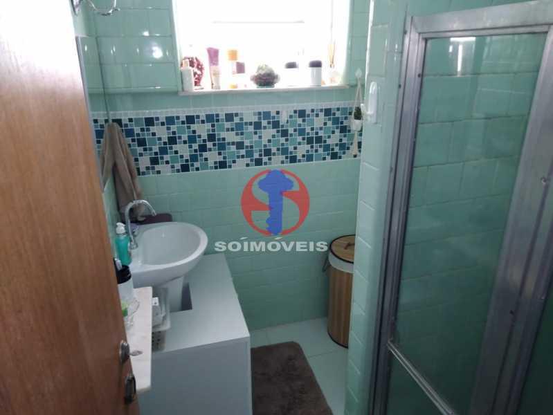WC - Casa de Vila 3 quartos à venda Tijuca, Rio de Janeiro - R$ 680.000 - TJCV30087 - 19