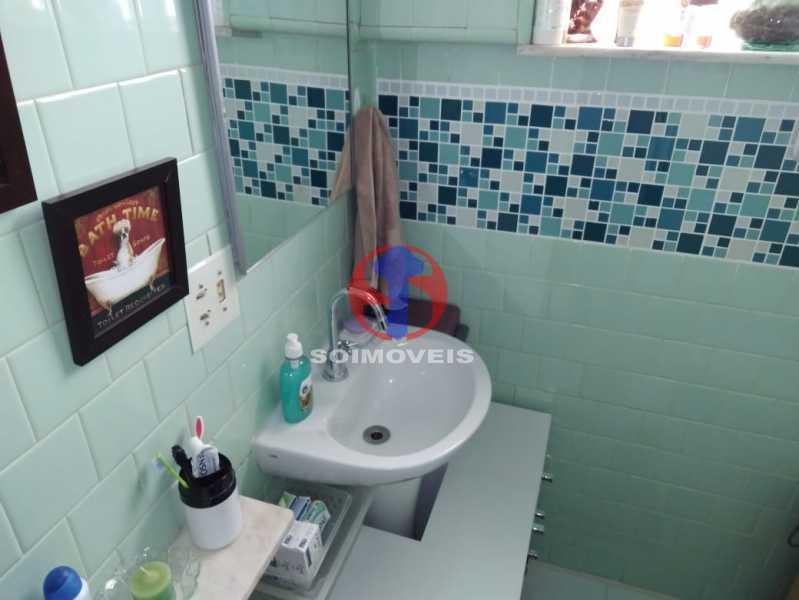 WC - Casa de Vila 3 quartos à venda Tijuca, Rio de Janeiro - R$ 680.000 - TJCV30087 - 18