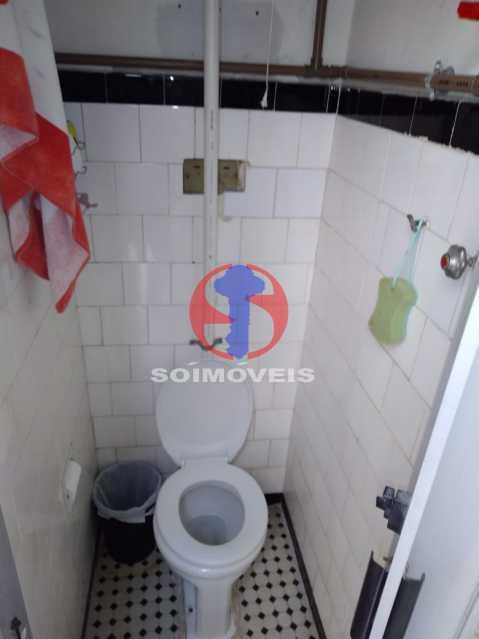 WC AUXILIAR - Casa de Vila 3 quartos à venda Tijuca, Rio de Janeiro - R$ 680.000 - TJCV30087 - 27