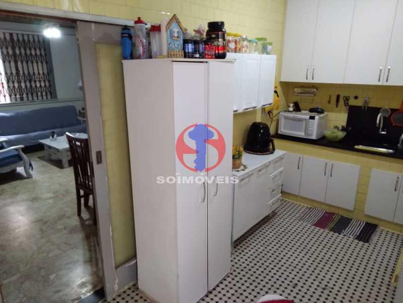 COZINHA - Casa de Vila 3 quartos à venda Tijuca, Rio de Janeiro - R$ 680.000 - TJCV30087 - 15